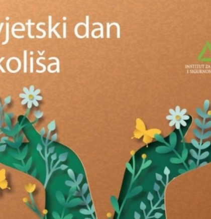 INZ uoči Svjetskog dana okoliša - Do boljeg zdravlja kroz zaštitu okoliša