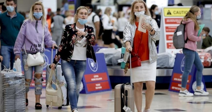 Ruski turisti ponovo u turskim ljetovalištima nakon obnove letova