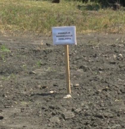 U krugu GIKL-a u Lukavcu bioremedijacijom prečišćeno 690 tona zemljišta