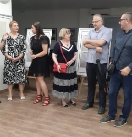 Otvorena izložba 'Upravni razvitak Mostara' Jasmina Brankovića