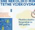UNDP - Izvještaj o uticaju Direktive EU o plastičnom otpadu na ekonomiju BiH