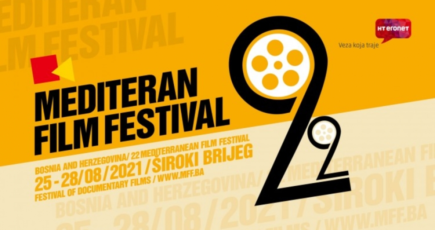 22. Mediteran Film Festival: 20 filmova u konkurenciji