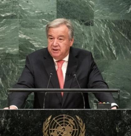 Guterres: Izvještaj o klimatskim promjenama 'smrtna presuda' fosilnim gorivima