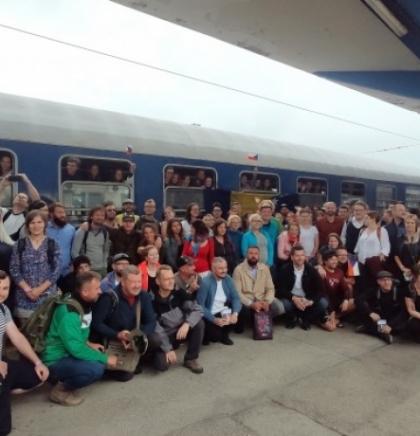 """U glavni grad stigao voz """"Sarajevo Express"""" sa 160 turista iz Češke"""