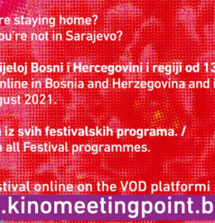 Omogućerno i online praćenje filmova 27. Sarajevo Film Festivala
