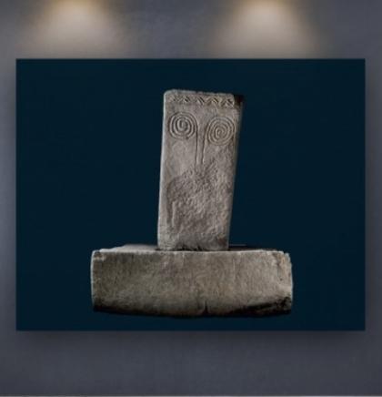 Izložba Stećak.3D od danas stalna postavka u Makovoj hiži u Stocu