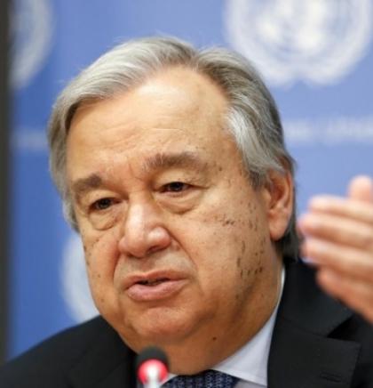 Guterres: Hitno smanjiti emisije kako bi se spriječila klimatska katastrofa