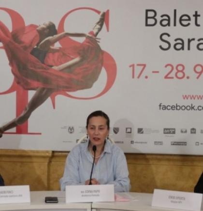 Izložba 'Veliki format' u Galeriji 'Novi Hram' otvara 12. Balet Fest Sarajevo
