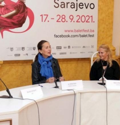 'Grand Hotel' večeras na Balet Festu Sarajevo
