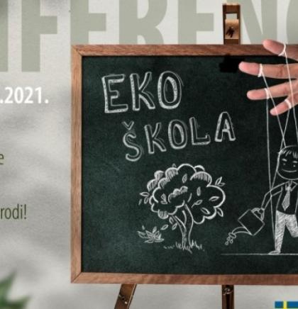Konferencija za nastavnike Eko škola 14. i 15. septembra u Sarajevu