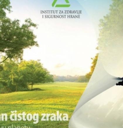 INZ: Zagađenje zraka najveći ekološki rizik po ljudsko zdravlje