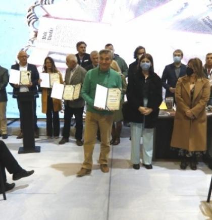 Dodjelom nagrada završen sarajevski Sajam knjiga i učila