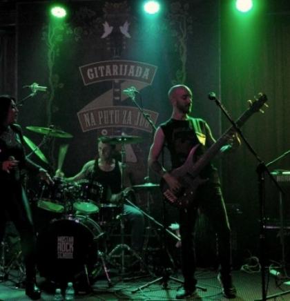 Završena 7. gitarijada 'Na putu za jug', najbolji bend 'Srce' iz Sarajeva