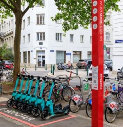 Za Beč 3.000 Nextbike bicikala