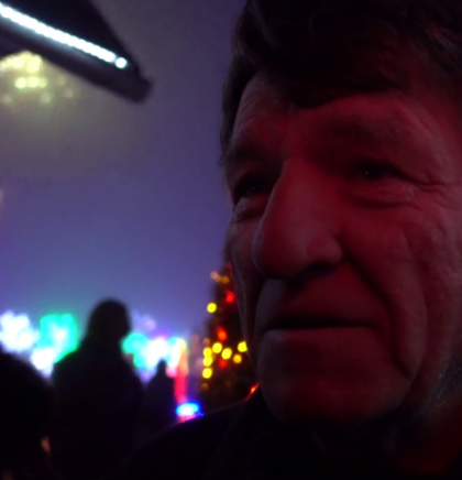 Čazma, Hrvatska: Božićna bajka obitelji Salaj