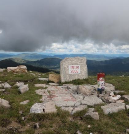 Cincar mountain