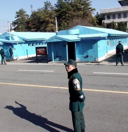 Južna Koreja - Sjeverna Koreja: NIČIJA ZEMLJA