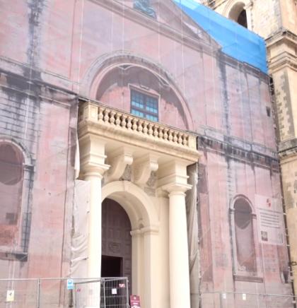 Malta:  St John's Cathedral