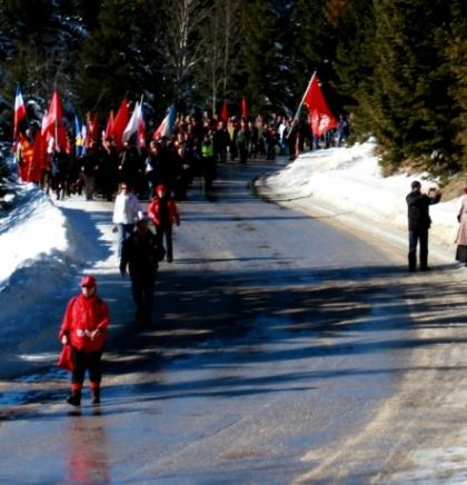 75. godina Igmanskog marša 1