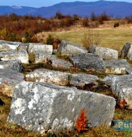 Bjelašnica BiH: Kaursko groblje na Prečkom polju