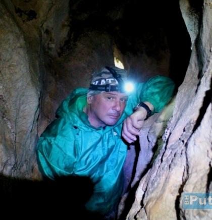 Treskavica, pećina pod Zubovima