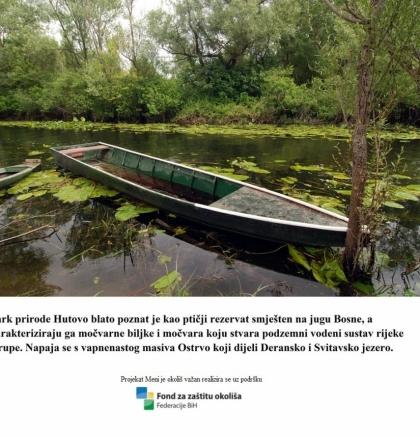 MENI JE OKOLIŠ VAŽAN, DRUGA FOTOPRIČA: Potencijali zaštićenih područja