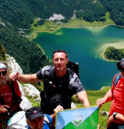 Veličanstveni gorostas Maglić 2386 mnv