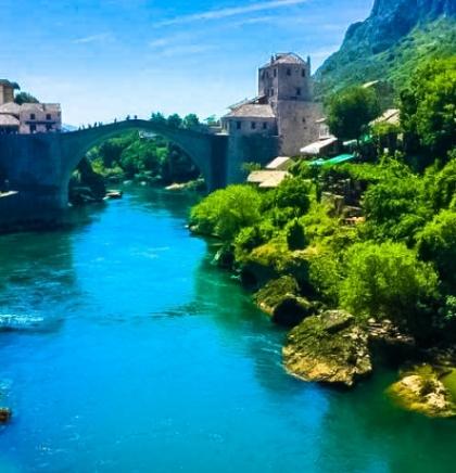 """Skriveni dragulj Evrope""- Bosna i Hercegovina"