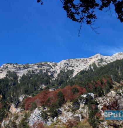 Čvrsnica, smještena u sjevernom dijelu Hercegovine,  najviša planina u središnjim dinaridima