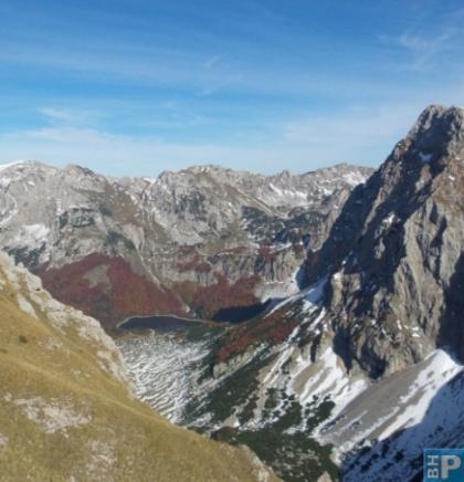 Volujak, planina u graničnom području Bosne i Hercegovine i Crne Gore - 2.337 mnv.