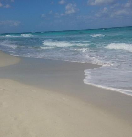 Varadero plaža, Kuba