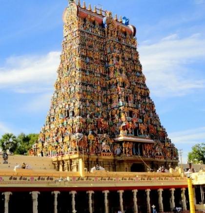Meenakshi Hindu hram u Indiji