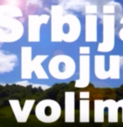 TV Show: Serbia that I love, episode 356.