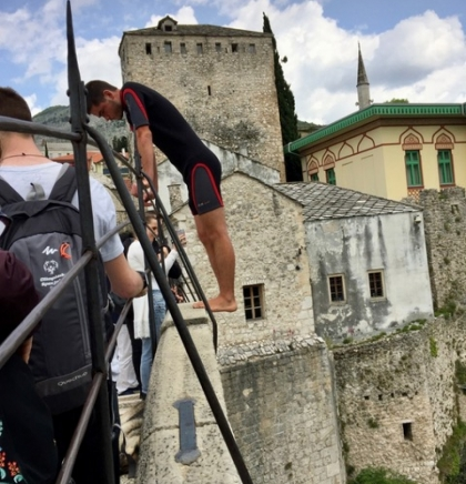 Drugog maja u Mostaru: Grad okupan suncem i prepun turista