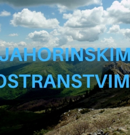 Jahorinskim prostranstvima... (VIDEO)