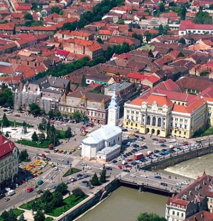 Golden Apple for Oradea