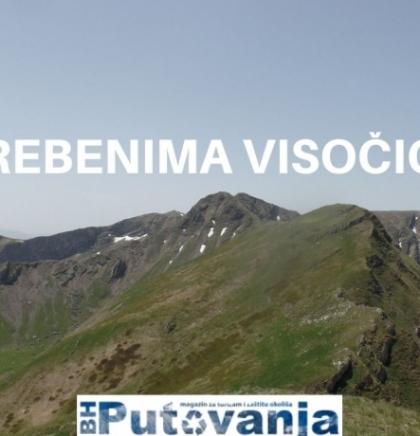 Prošetajte s nama grebenima Visočice... (VIDEO)